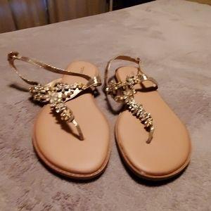Torrid Jewelled Sandals